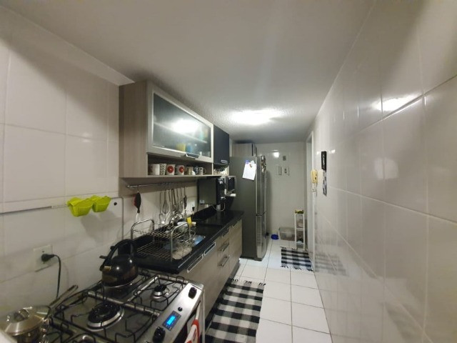 Apartamento 2Qts com varanda em Mesquita, aceito financiamento caixa - Foto 10
