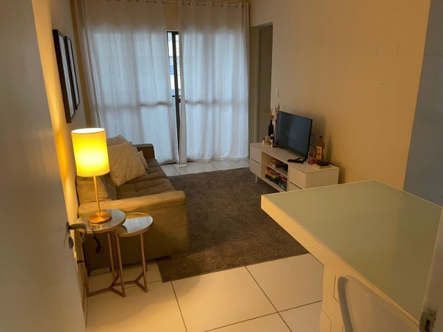 MD I Apartamento 2 Quartos 61m² com Varanda I Boa Viagem. Edf. Átria I Porteira Fechada - Foto 5