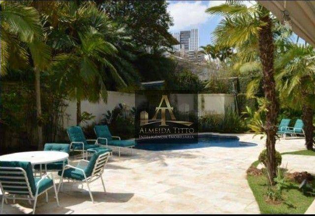 Maravilhosa Casa para Locação com 4 Suítes e 850 m² de Área Construída em Alphaville - Res - Foto 10