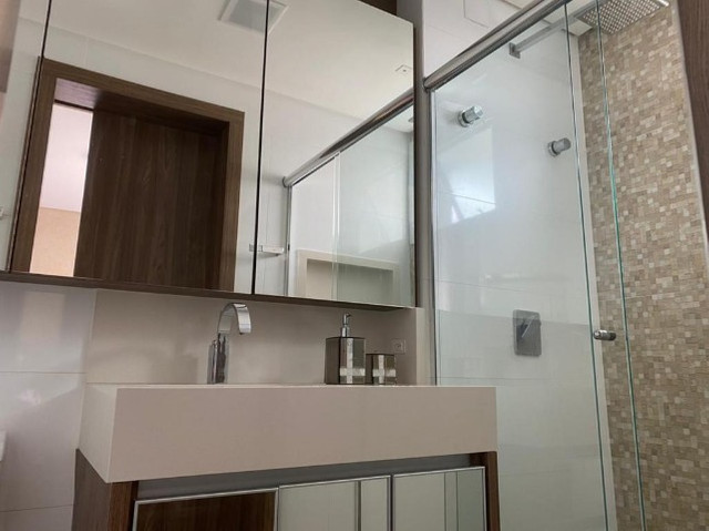 VG- Apartamento 02 dormitórios 01 suíte no Balneário do Estreito - Florianópolis/SC - Foto 7