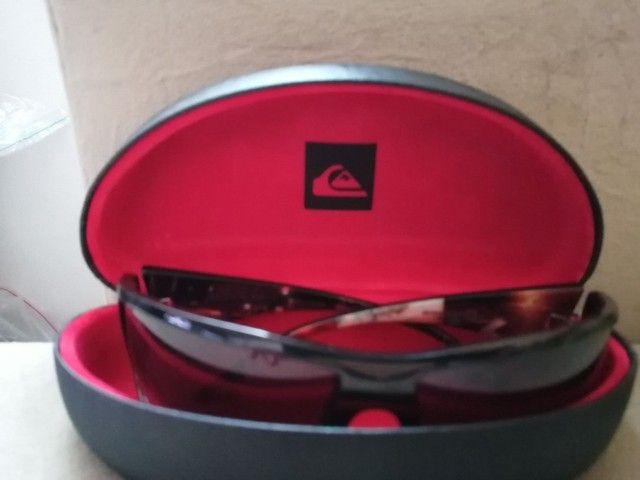 Óculos Quiksilver grey transparente AKKA DAKKA - Foto 2