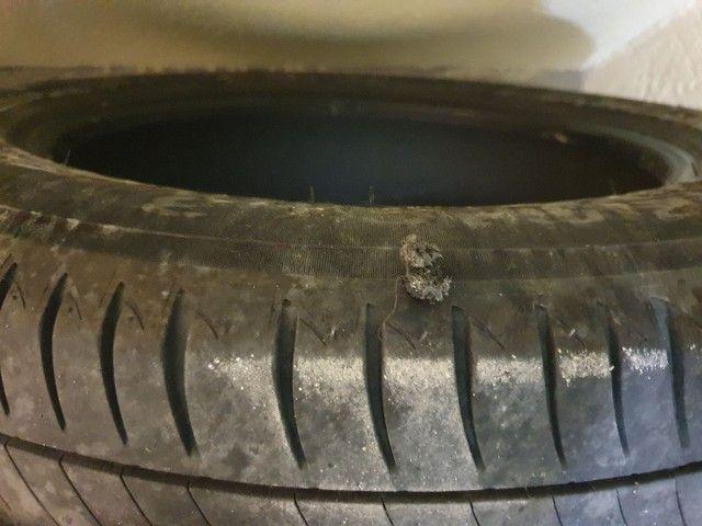 Par de pneus Michelin 215 55 17 - Foto 5