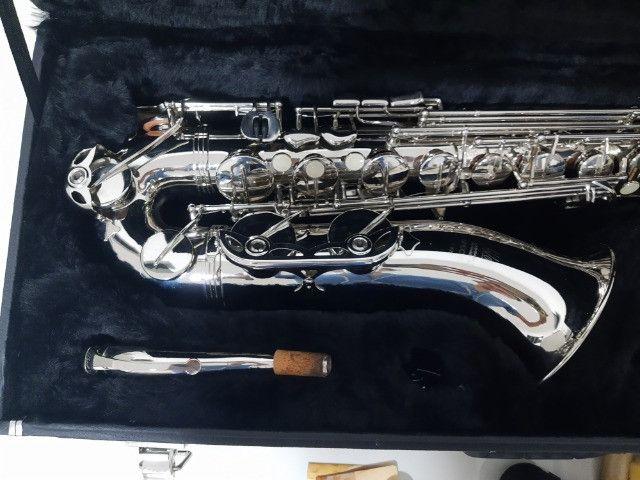 Sax tenor Weril (nunca usado)