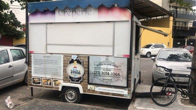 Food Truck de crepe francês  - Foto 6