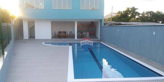 Apartamento Duplex com 2 dormitórios à venda, 91 m² por R$ 260.000,00 - Cambolo - Porto Se - Foto 2