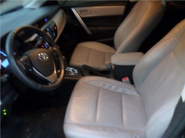 Toyota Corolla 2016 1.8 gli 16v flex 4p automático - Foto 11