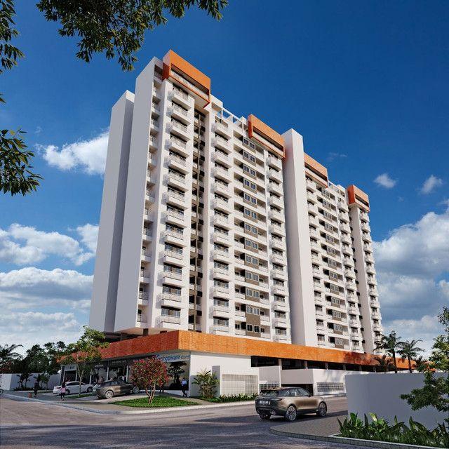 JE- Apartamento 70m - 3 quartos/ Na Região Mais Privilegiada Do Ilhotas