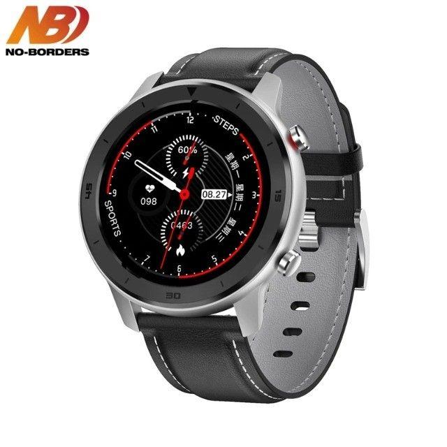 Smartwatch DT78 - Película e Pulseira Extra de Brinde - Novo