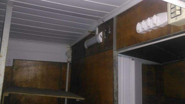 vende-se reboque alongado com banheiro - Foto 7