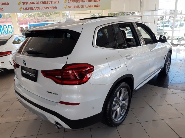 BMW X3 Xdrive20i 2.0 Biturbo - 2020 - Impecável C/ Apenas 9.000km - Foto 5