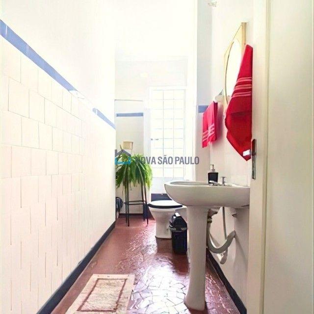 Amplo sobrado residencial/comercial para locação localizado na Vila Guarani - Foto 14