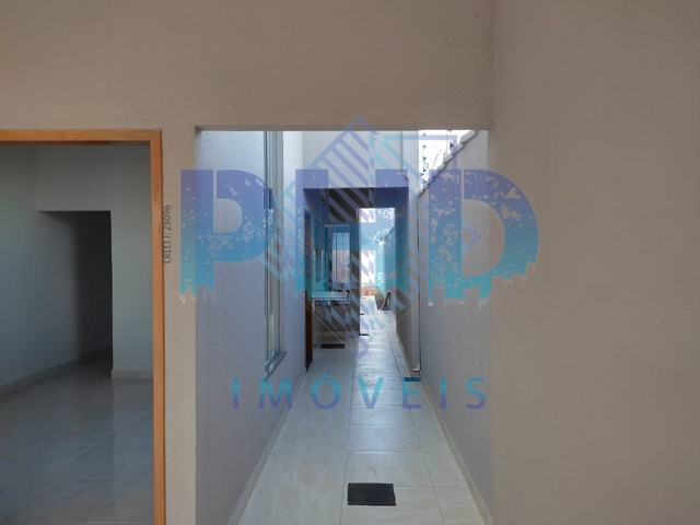 Casa para venda com 98 metros quadrados com 2 quartos em Jardim Primavera 1ª Etapa - Anápo - Foto 7