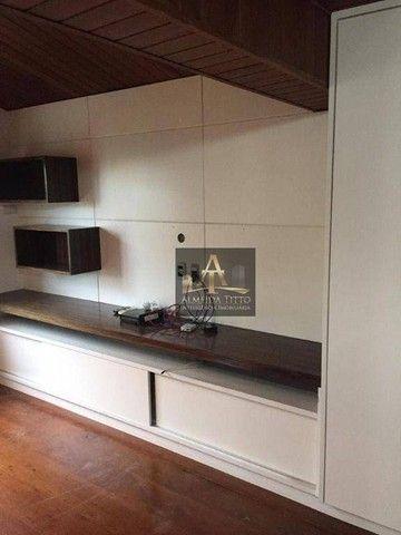Casa com 4 dormitórios para alugar, 430 m² por R$ 13.500,00/mês - Alphaville 01 - Barueri/ - Foto 6