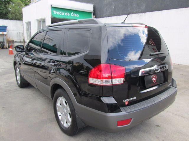 Kia Motors Mohave Ex 4 6 V8 7 Lugares Automatica 2010