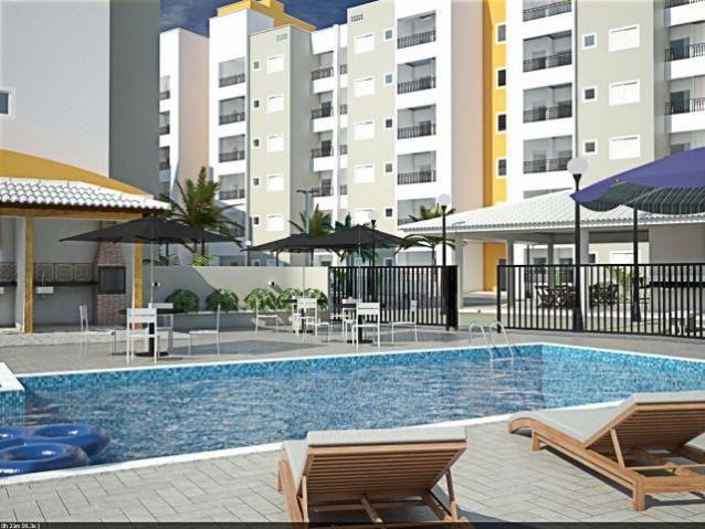 Apartamento 2 quartos, 63 m² na 506 Norte - Residencial Mandela