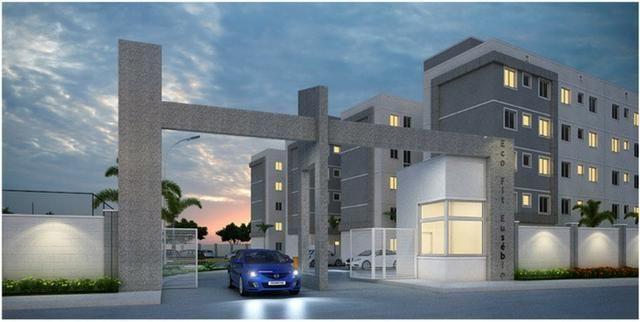 Excelentes apartamentos na planta no Eusébio
