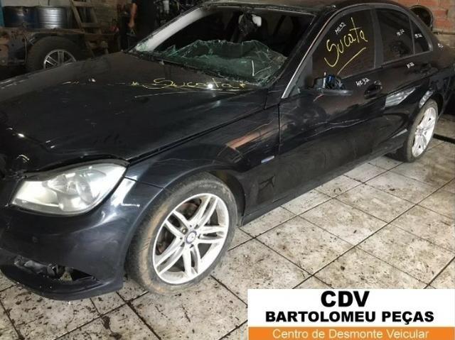Peças Sucata Mercedes Benz C180 cgi 2012 - Foto 4