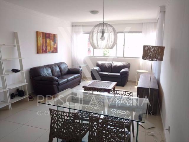 Apartamento com 3 quartos, 106m², na Tamarineira, Zona Norte de Recife