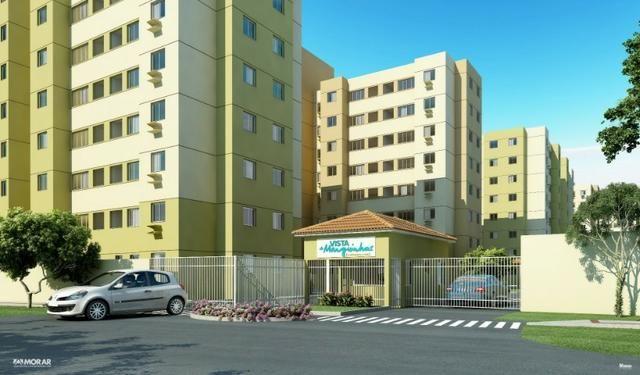 Apartamento 2 quartos no Condomínio Vista de Manguinhos