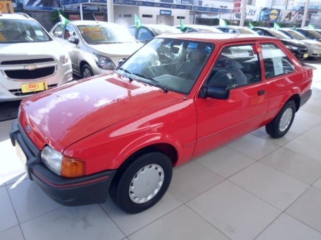 Ford Escort Hobby 1.0 - Carro de Coleção - Original