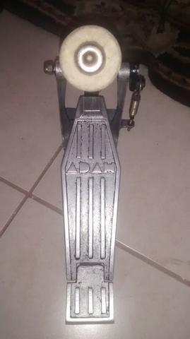 Troco pedal adah por prato,outras peças de bateria