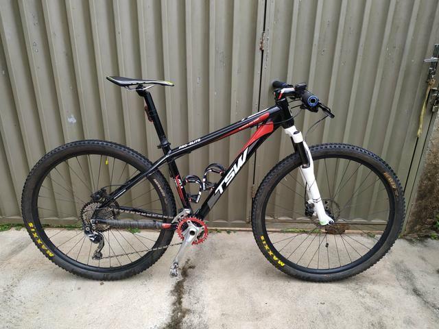 Bicicleta MTB aro 29 TSW