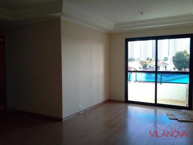 Apartamento com 3 dormitórios à venda, 90 m² por r$ 430.000,00 - jardim das indústrias - s - Foto 2