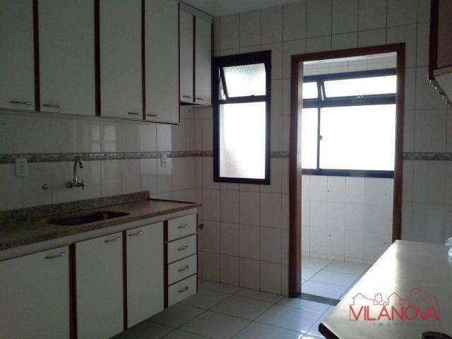 Apartamento com 3 dormitórios à venda, 90 m² por r$ 430.000,00 - jardim das indústrias - s - Foto 4