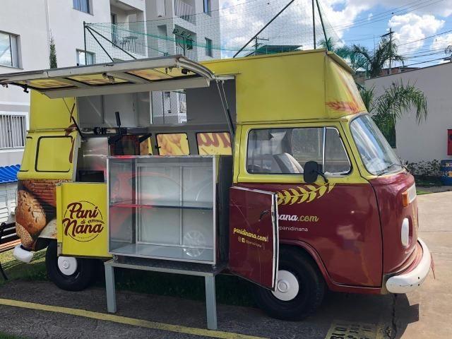 Kombi - Food Truck - Foto 8