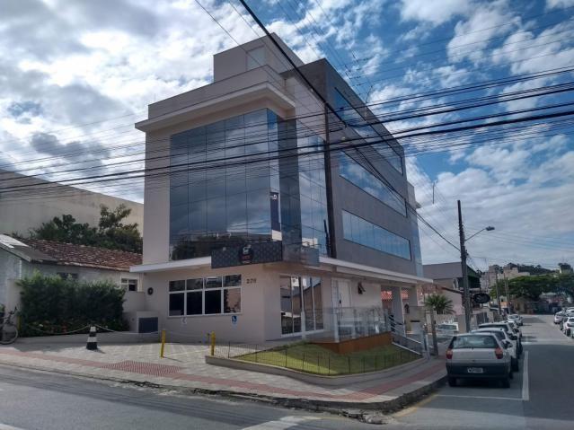 Escritório para alugar em Praia comprida, São josé cod:72985