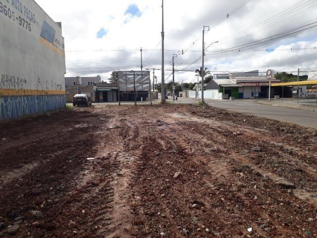 Terreno Comercial- Jardim Guaraituba- Colombo- 560m2 esquina- R$450.000,00 - Foto 2