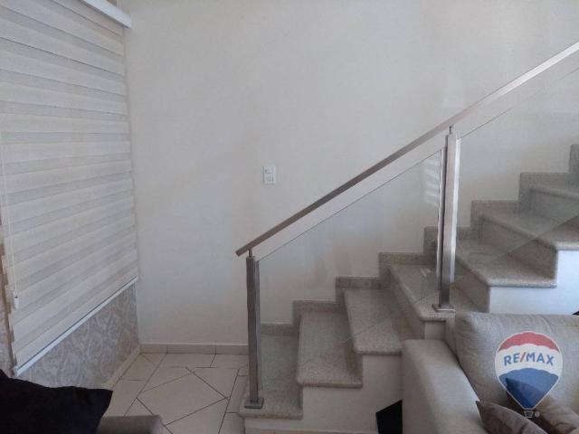 Casa 03 dormitórios, locação, Jardim Bela Vista III, Cosmópolis. - Foto 7