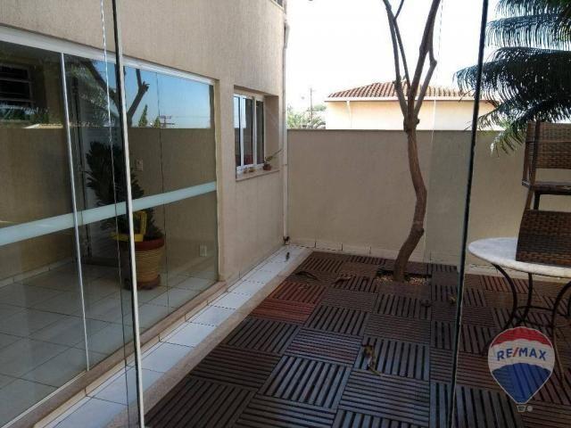 Casa 03 dormitórios, locação, Jardim Bela Vista III, Cosmópolis. - Foto 17