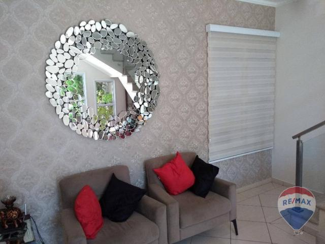 Casa 03 dormitórios, locação, Jardim Bela Vista III, Cosmópolis. - Foto 6