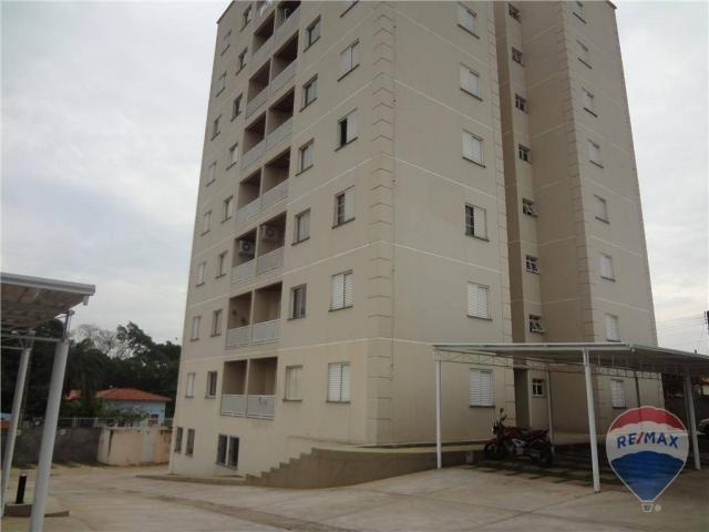 Apartamento residencial à venda, centro, cosmópolis.