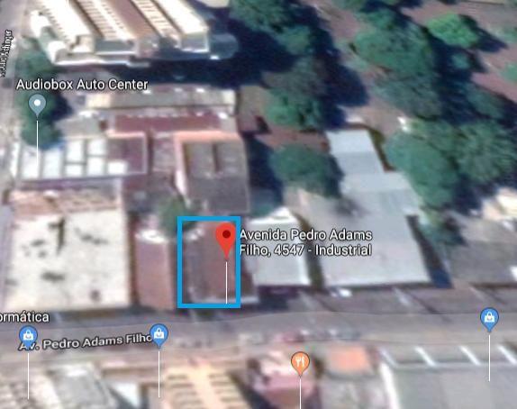 Terreno à venda em Pátria nova, Novo hamburgo cod:RG5191