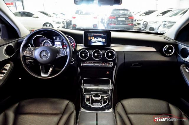 Mercedes c180 cgi 156hp couro modelo 2016 - Foto 7