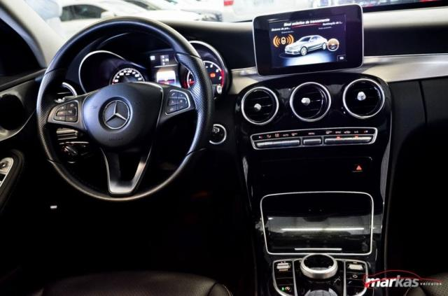 Mercedes c180 cgi 156hp couro modelo 2016 - Foto 9