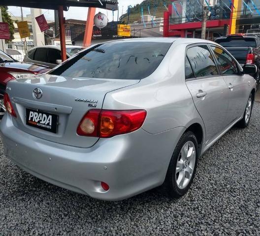 Toyota Corolla GLI 1.8 Automatico 2010 - Foto 6