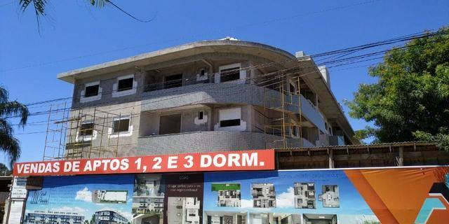 G*# Apartamento 2 dorms, 1 suíte, a 190 mts da Praia! * - Foto 6