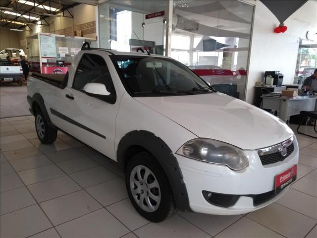 FIAT STRADA 1.6 MPI TREKKING CS 16V FLEX 2P MANUAL