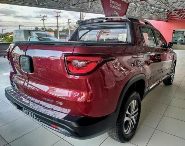 Fiat toro 2017 2.0 16v turbo diesel volcano 4x4 automÁtico - Foto 2