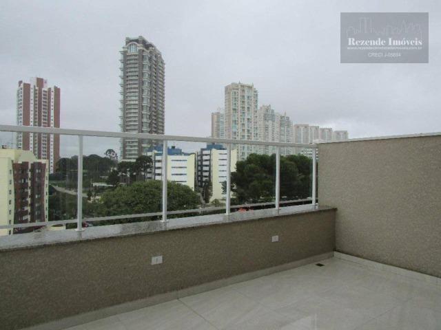 F-CO0083 Cobertura com 3 dormitórios à venda, 124 m² por R$ 1.150.000 - Ecoville - Foto 20