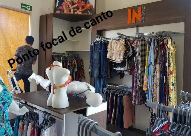 Vendo móveis de loja de roupas e acessórios em geral - Foto 5