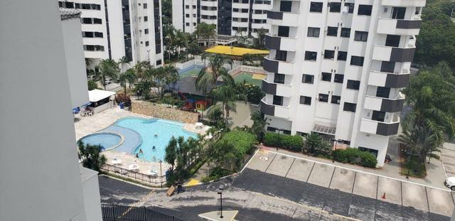 AP0368 Excelente Apartamento com 3Q sendo 1 Suíte no Condominio Barra Bali