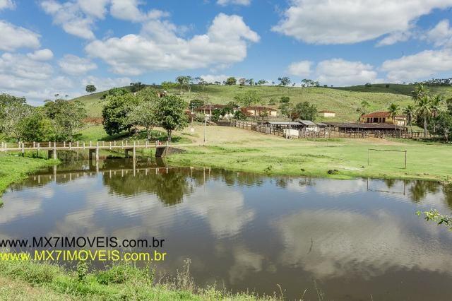 Fazenda pecuária de 6.400 Hectares. Capacidade pra 8.000 bois. - Foto 4