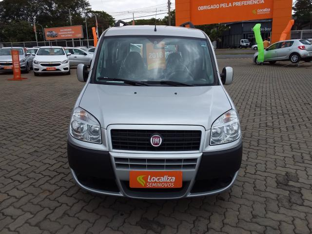 FIAT DOBLÒ 2018/2018 1.8 MPI ESSENCE 7L 16V FLEX 4P MANUAL
