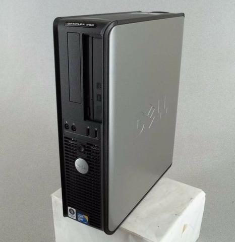 Computador -Desktop Dell Optiplex 360 C2D 7500 4GB + 160 HD - Varios em estoque