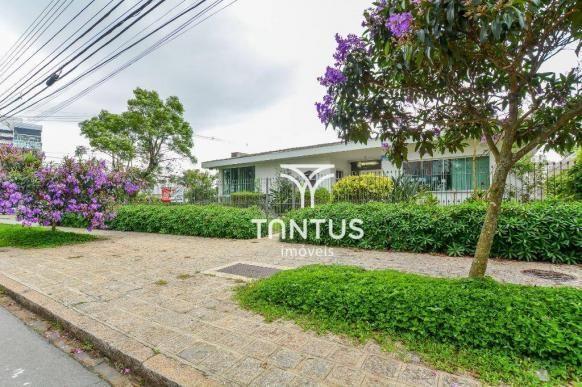 Terreno à venda, 731 m² por R$ 2.000.000,00 - Cristo Rei - Curitiba/PR