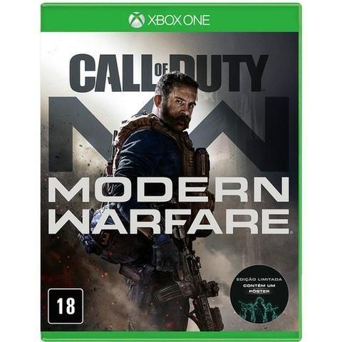 3 jogos de Xbox one